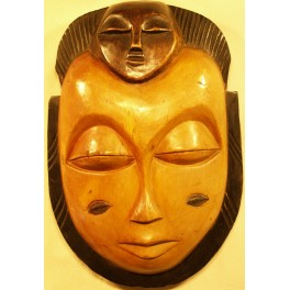 Stor lys maske