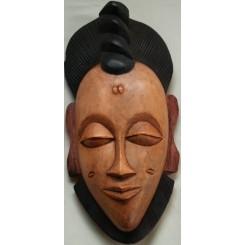 Lysebrune mellemstore masker